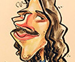 event caricature artist